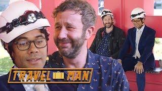 Moss & Roy Reunited - Richard Ayoade & Chris O'Dowd Best Bits   Travel Man