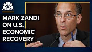 Mark Zandi: How The U.S. Economy Will Fundamentally Change