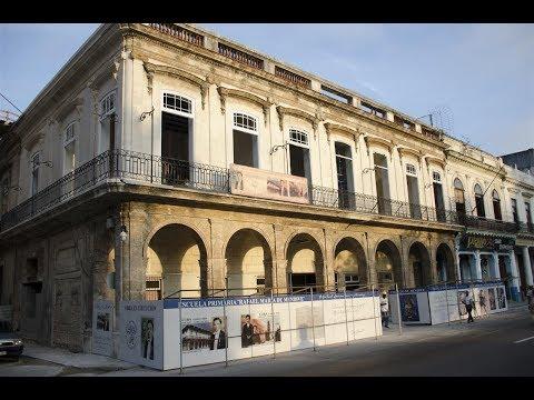 Escuela Rafael María de Mendive en La Habana Vieja
