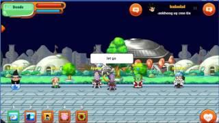 Ngọc rồng online:anhvaembmt sv2 mới mua ngọc và xúc Porata