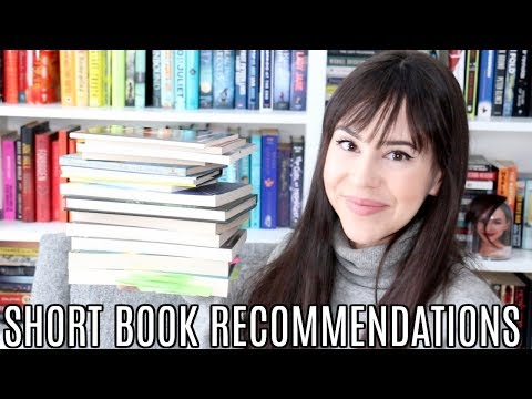 Best Short Books To Read To End 2019 || Book Recommendations