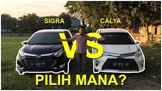 Toyota Calya 2018 VS Daihatsu Sigra 2018.... Pilih Mana?