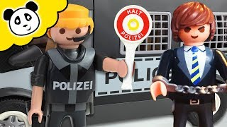 ⭕ PLAYMOBIL POLIZEI - Karlchen Knack will Gerechtigkeit - Pandido TV