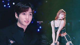 Download Mp3 Lizkook Lisa Jungkook no no no