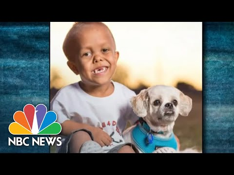 9-Year-Old Boy's Heartbreaking Bullying Video Gets Support From Thousands Online | NBC Nightly News