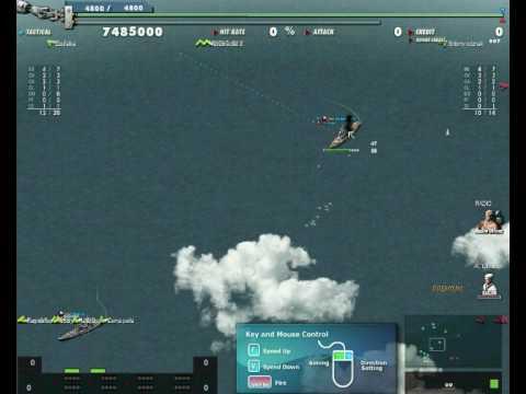 CS fleet vs Reichsmarine, 17.6.2010, 1. bitka 2/3