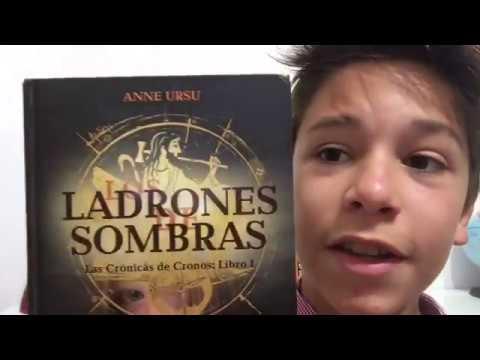 """David recomienda la lectura de """"Los ladrones de sombras"""", de Anne Ursu"""