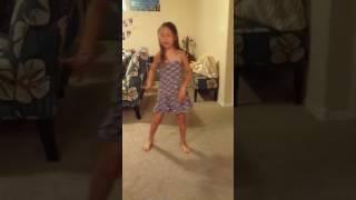 JuJu on That Beat - Hula style