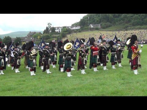 91st Argyllshire Music - Forgotten in the Grass