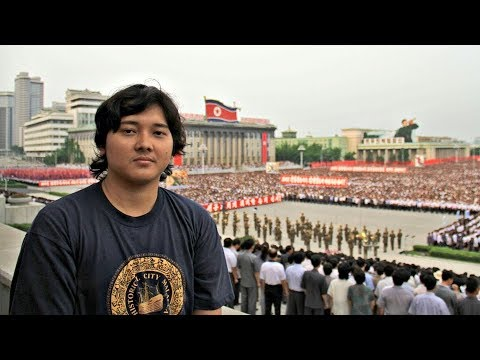 I got a chance to watch 'North Korea: Anti-US imperialism rally in Kim Il-sung Square in Pyongyang'