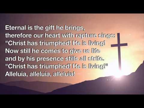 Easter Sunday With Good Shepherd Lutheran Church