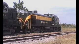 Alco RS3s in Florida, ex- PRR & ex-NYC