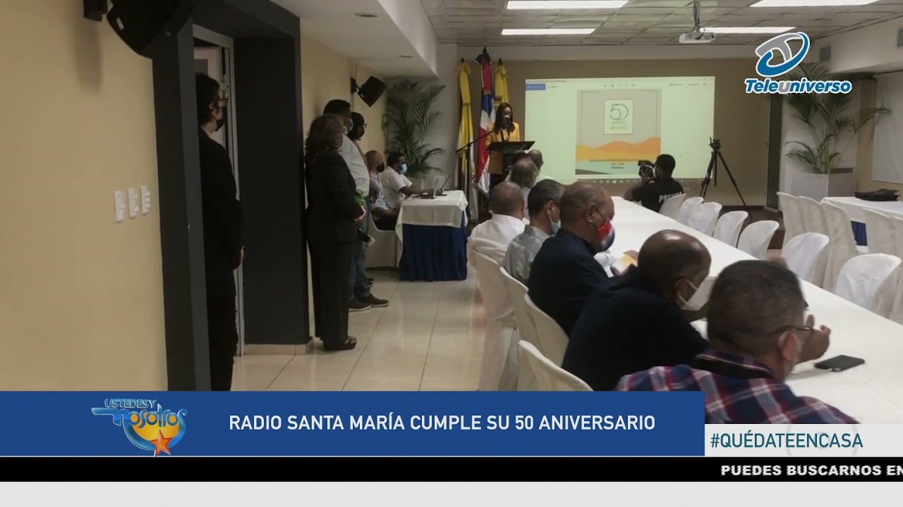 Radio Santa María celebra 50 aniversario