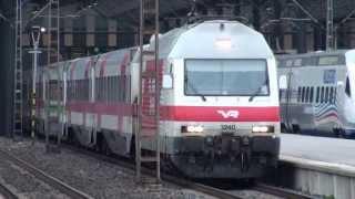 2011-11-01 [VR] Sr2 3240 + Passenger cars, IC 49