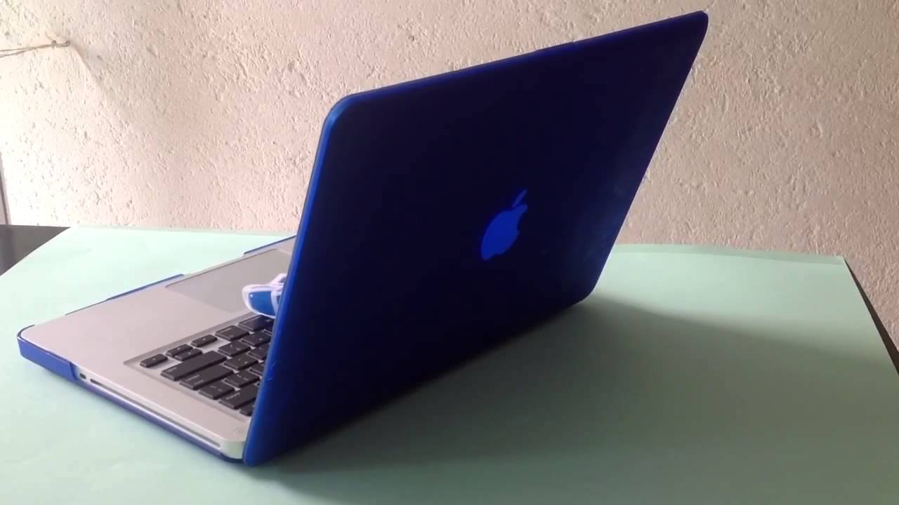 Carcasa Protectora Externa para MacBook Pro / Air / Retina - YouTube