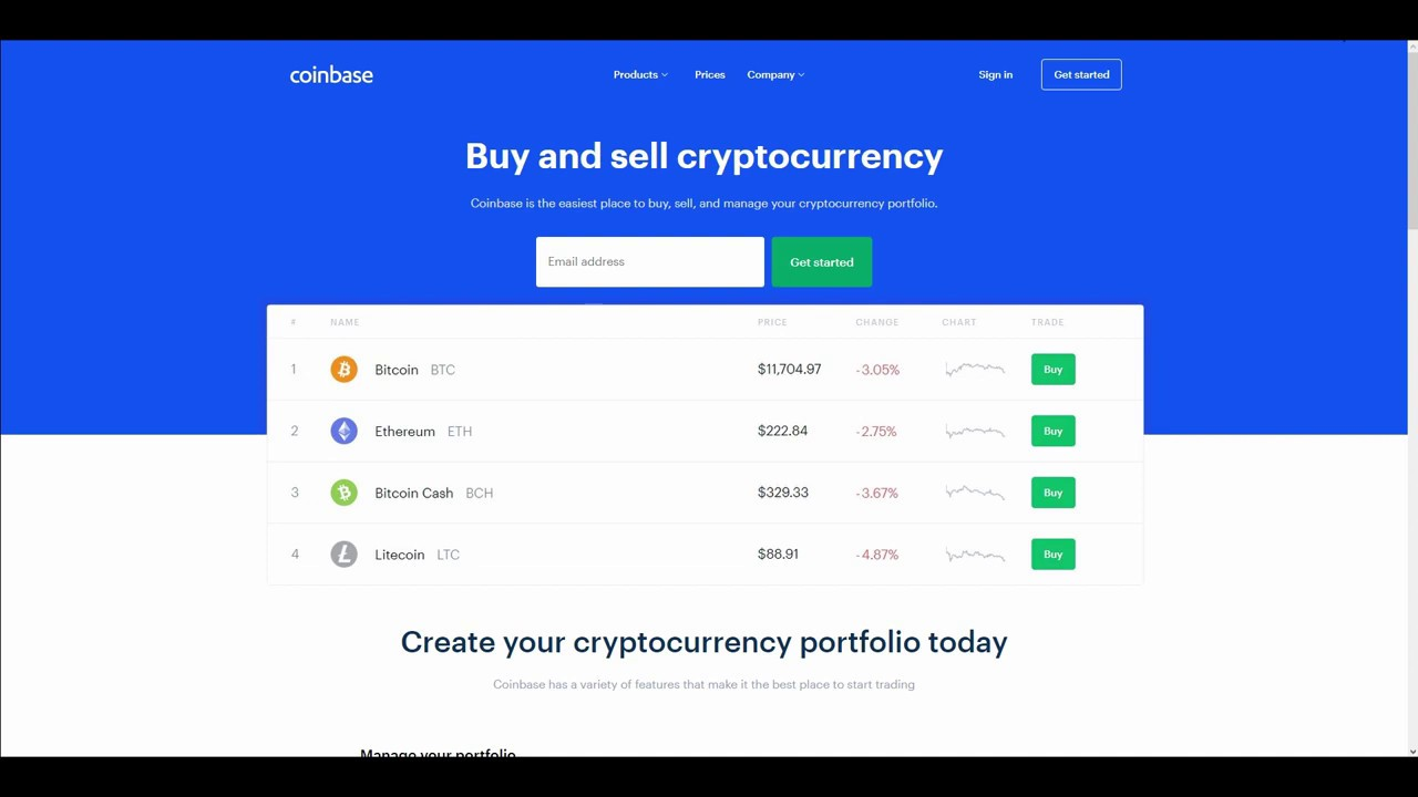 how to get free bitcoin on coinbase