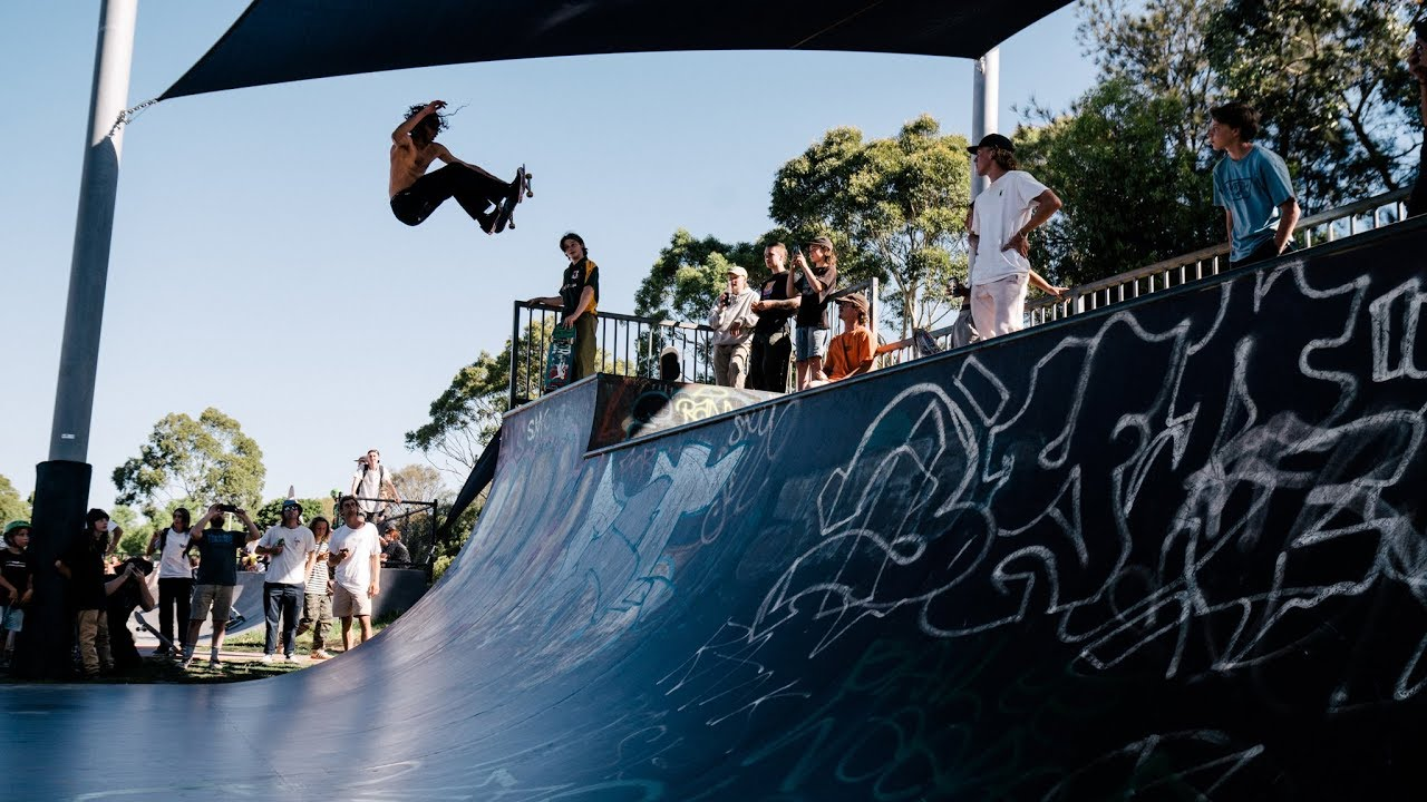 DC SHOES: MELBOURNE SUPERTOUR DEMO 2019