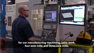 Machining Capabilities - The Lighthouse for the Blind, Inc.