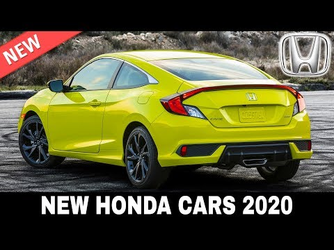 8 New Honda Cars That Offer Japanese Reliability Over Looks In 2020