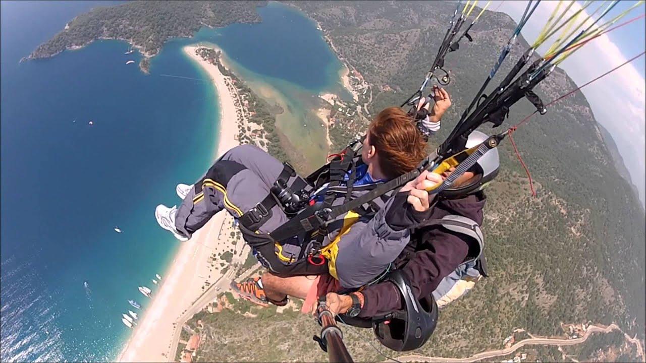 Paragliding Tandemsprong Sky Sports, Oludeniz Fethiye ...