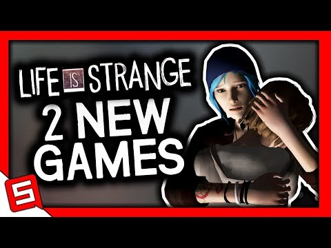 Life is Strange Devs '2 New Games' Under Development - Life is Strange News - NEW DONTNOD GAMES 2019 thumbnail