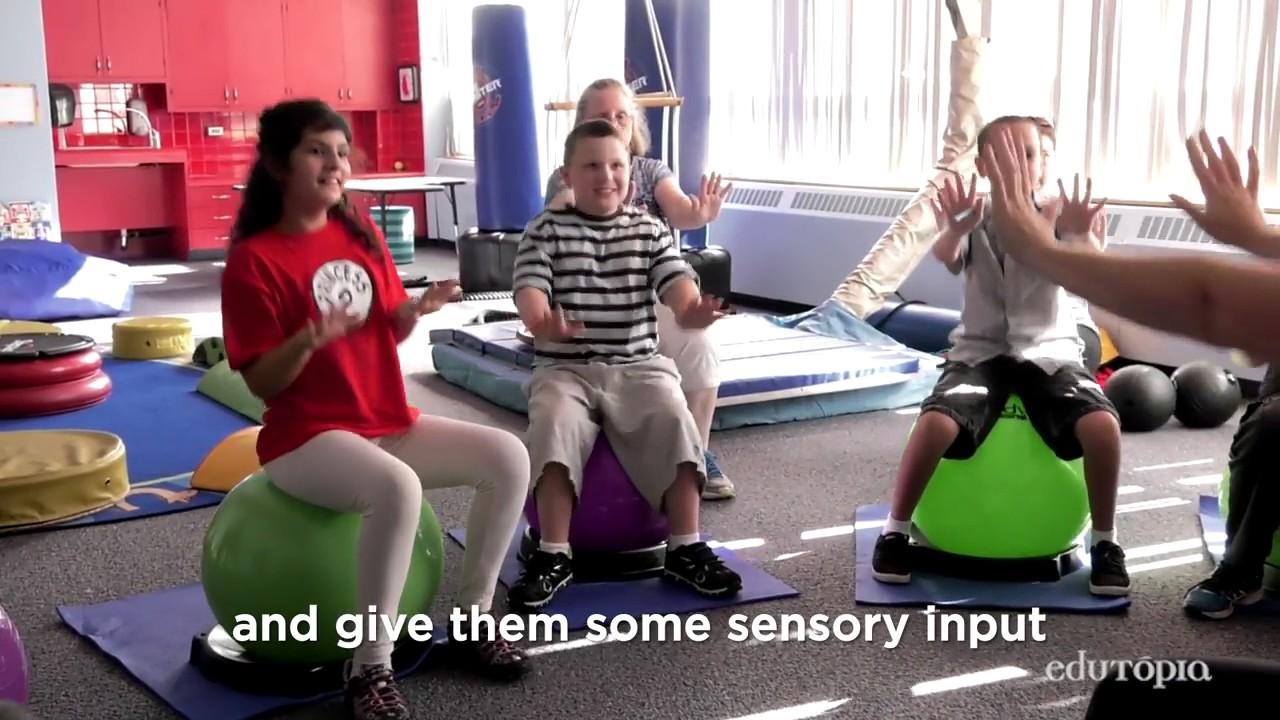 Edutopia The Sensory Room Helping Students With Autism