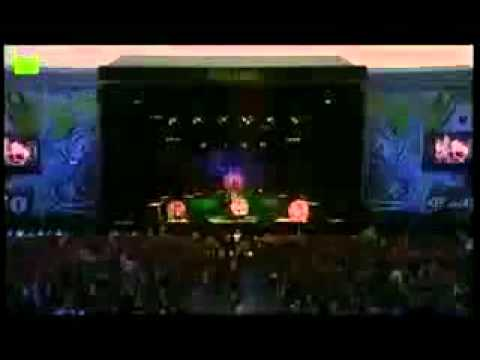 Iron Maiden - For The Greater Good Of God - Live At Donington-sub