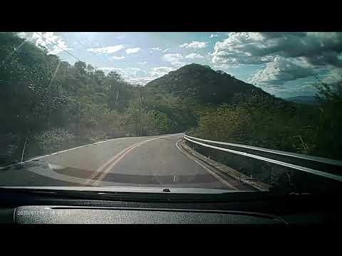 Devaneios - Descida ladeira serra da Meruoca sentido Coreaú