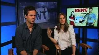 wpxi amanda peet david walton talk about nbcs new show bent