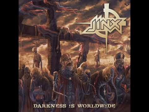 MetalRus.ru (Thrash Metal). JINX — «Darkness Is Worldwide» (2017) [Full Album]