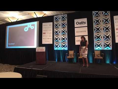 Keynote Brittany Mitchell - Data & Programmatic Insider Summit, Lake Tahoe 2018