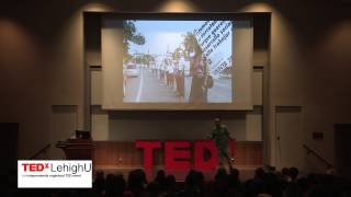Social change needs engaged communities, not heroes | Gerardo Calderón | TEDxLehighU