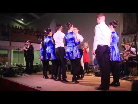 Eugene Donnellan Senior Mixed Dancers.  Miltown Malbay