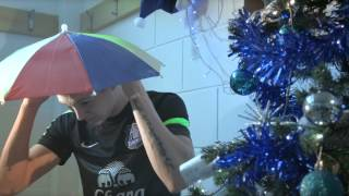 Give them something they really want! Everton's hilarious Half Season Ticket advert