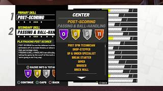 NBA 2K19 ALL 99 OVERALL CENTER RATINGS, BUILDS, & BADGES - MAX 99 RATINGS FOR ALL CENTER ARCHETYPES