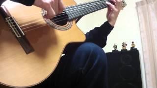 ギター練習日記NO.109 Music by Yuming Arr by Noriyasu Takeuchi イン...