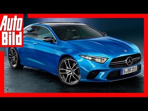 Zukunftsaussicht Mercedes Benz Cla 2019 A Klasse Sedan Youtube