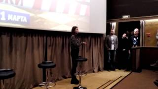 Киносериал ТНТ «Полицейский с Рублевки» - презентация в Петербурге(1)
