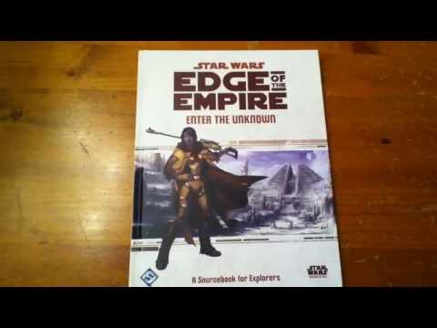 Star Wars: Edge of the Empire: Enter the Unknown Review