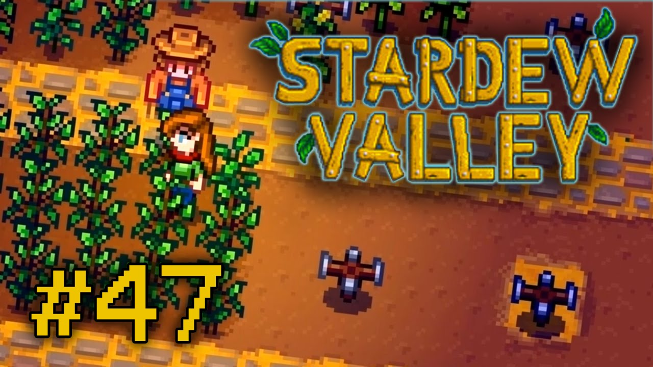 Stardew Valley Let S Play Deutsch German 47 Neues Haus