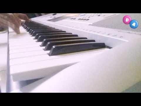 Irwansyah dan Zaskia - Harim Di Tanah Haram (PIANO COVER)