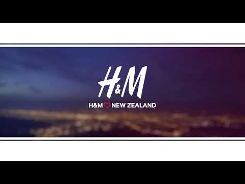 H&M Christchurch NZ Grand Opening