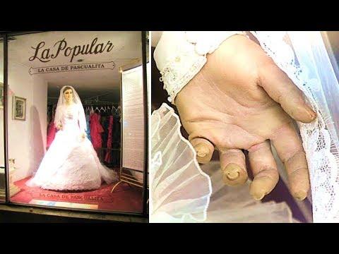 This Bridal Shop Has A Mannequin That Holds A Secret