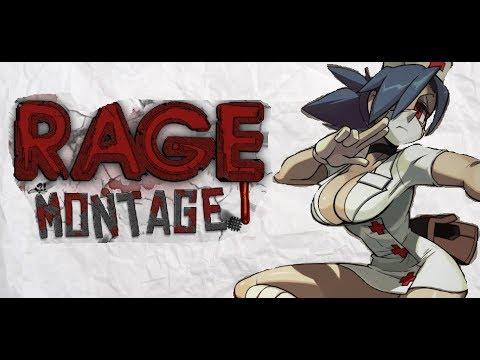 Skullgirls - Rage Montage |