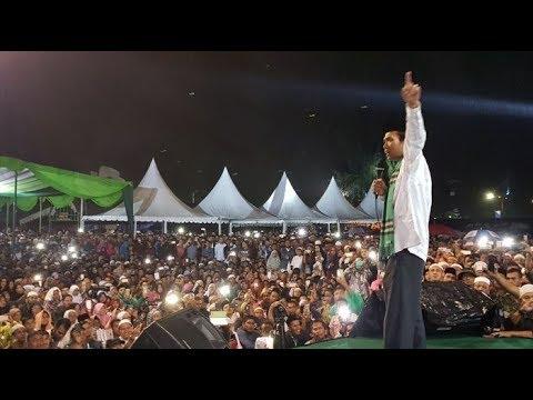 Ustad Abdul Somad sangat dimuliakan oleh rakyat Aceh