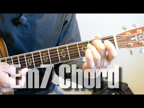 Em7 Chord - Guitar Lesson - YouTube
