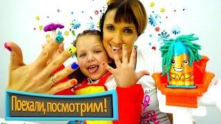 Салон красоты - Играем с Плей До в сумасшедшие прически!