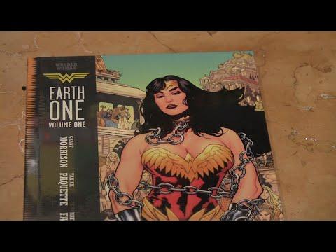 Wonder Woman Earth One Volume 1