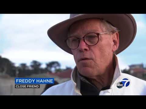 Burning Man co-founder Larry Harvey dies