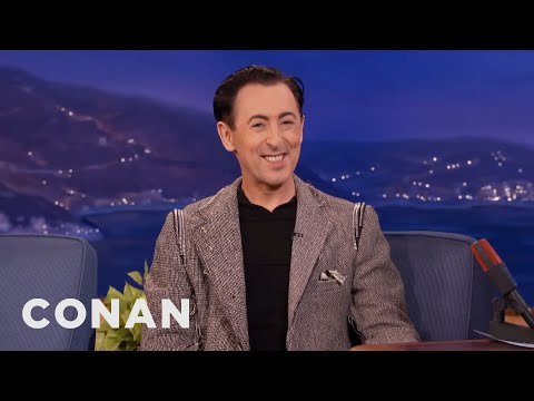 "Alan Cumming On The Shia LaBeouf ""Cabaret"" Incident  - CONAN on TBS"